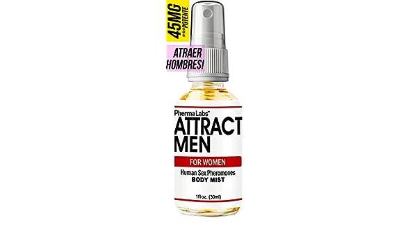 Amazon.com : PhermaLabs Feromonas Body Mist - Body Spray Para Mujer- 1.0 oz- Atraer Hombres instantáneamente- Mayor Concentración De Feromonas Posible- ...