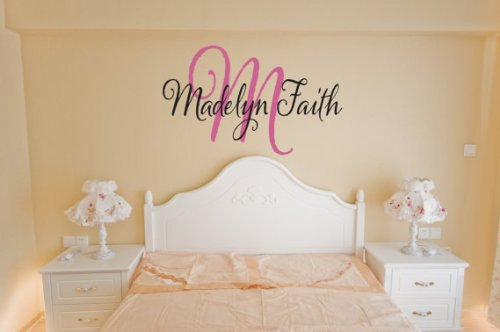 custom-name-decal-vinyl-wall-decal-teen-girls-name-decal-personalized-kids-decal-children-monogram-d