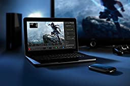 Elgato Game Capture HD60, for PlayStation 4, Xbox One and Xbox 360, or Wii U gameplay, Full HD 1080p 60fps