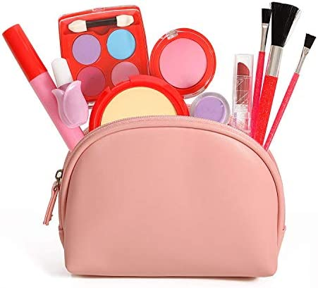 Pretend Makeup Piece Leather Mirror product image