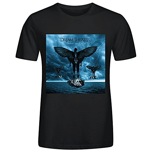 dream-theater-a-dramatic-turn-of-events-mans-t-shirts-black
