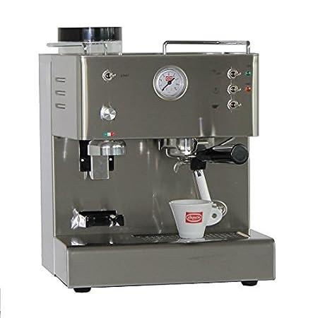 quickmill Cassiopea-Steel Model 03035lo Brass Cafetera expreso ...