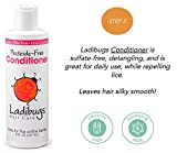 Ladibugs Lice Prevent Conditioner 8oz