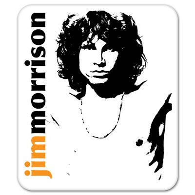 Jim Morrison The Doors Vynil Car Sticker Decal - Select Size