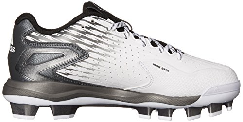 Femme metallic Adidas Softball Poweralley Pour 3 Tpu Performance tech Tampon De W Grey White TzOTBfq