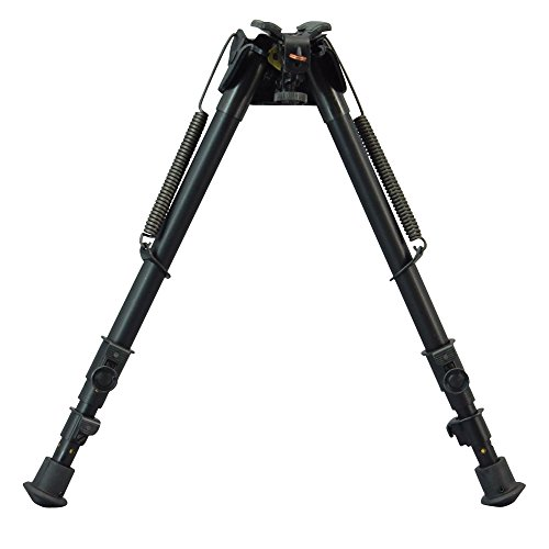 Harris Engineering S-25 Hinged Base 12 - 25-Inch BiPod by Harris Engineering