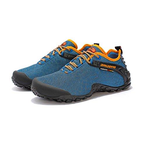 botas caño bajo XIGUAFR Azul Unisex de adulto HwEfqSd