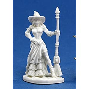 Dita, Steampunk Witch (1) Miniature by Reaper