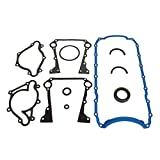 DNJ LGS1140 Lower Gasket Set/For 1992-2003/ Dodge, Jeep/ B1500, B3500, D150, D250, D350, Dakota, Durango, Grand Cherokee, Ramcharger/ 5.9L/ OHV/ V8/ 16V/ 360cid