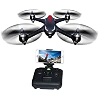 XFUNY B2W Bugs RC Quadcopter Drone With 2 GPS 6-Axis Gyro Brushless 2.4G Wifi FPV 1080P HD Camera Altitude Hold Headless RC Aircraft Quadcopter Toys