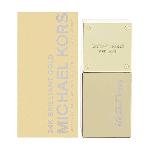 MICHAEL KORS 24K Brilliant Gold Eau de Parfum 1.7 oz Sealed