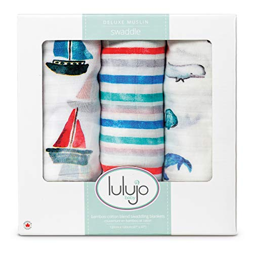 Lulujo Baby Swaddle Blankets 47 Inch product image