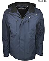 Calvin Klein Mens Poly Bonded Jacket