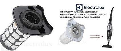KIT FILTRO HEPA COMPLETO SCOPA ELETTRICA ELECTROLUX ENERGICA ZS204EV aeg