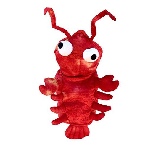 Lobster Dog Costumes Xxl - POPETPOP Pet Dog Cosplay Costume Lobster Costume Dog Clothes Hoodie for Birthday
