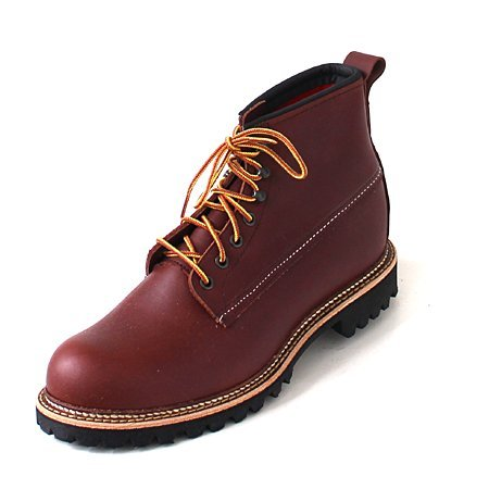 Image of the Red Wing Mens 6 Inch Ice Cutter Red Maple Otter Tail Boot - 10.5 D