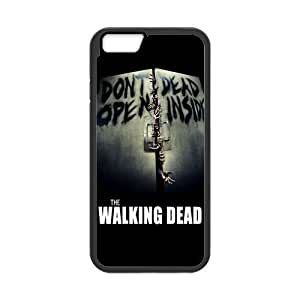 Customize the Walking Dead Personalized Rubber Cover Case for iphone5,5s With Advanced Laser Technology