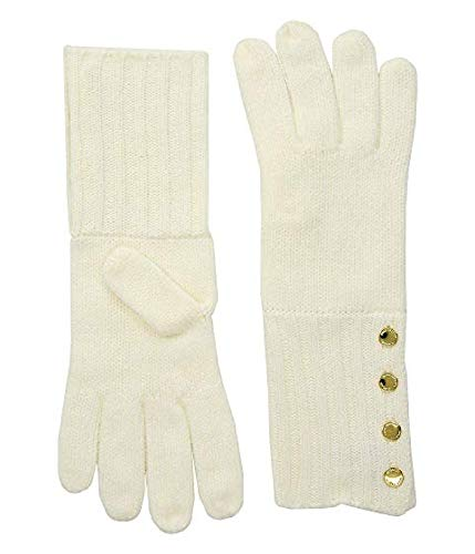 Michael Kors Ladies' Ribbed Gloves Womens' One Size - Michael Kors Ribbed