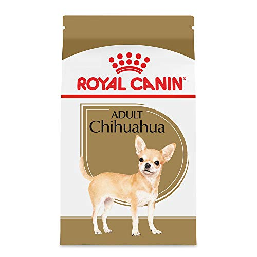 Royal Canin Breed Health Nutrition Chihuahua Adult Dry Dog Food, 2.5-Pound ()