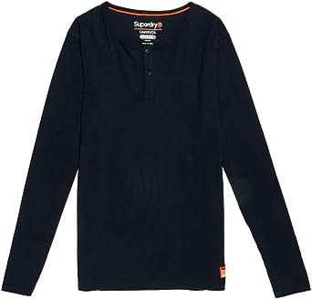 Superdry SD - Camiseta de algodón orgánico para abuelo - Azul - XX-Large: Amazon.es: Ropa y accesorios