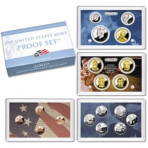 2009 Us Mint - 2009 S US MINT Proof set Comes in original Packaging From the US Mint Proof