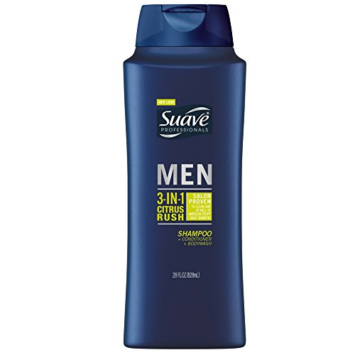 Suave Hair and Body Citrus Rush 3-in-1 Shampoo/Conditione...