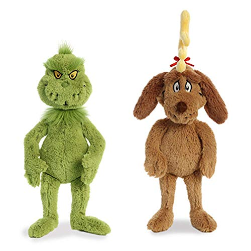 Aurora World Plush Bundle of 2, 18