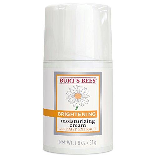 Burt's Bees Brightening Moisturizing Cream, 1.8 - Face Brightener