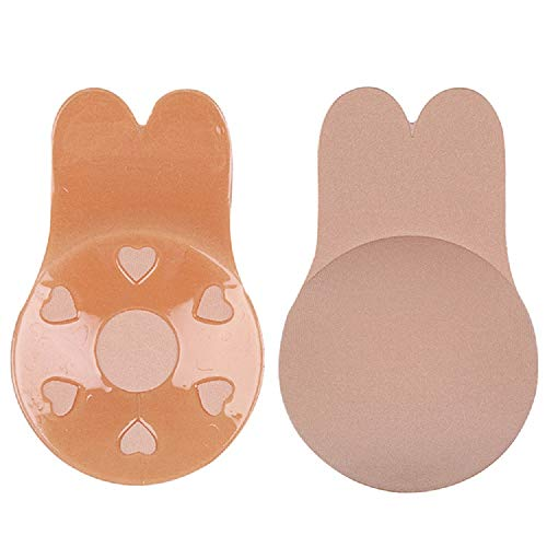 Women Lift Nipplecovers Self Adhesive Strapless Backless Sticky Invisible Bra