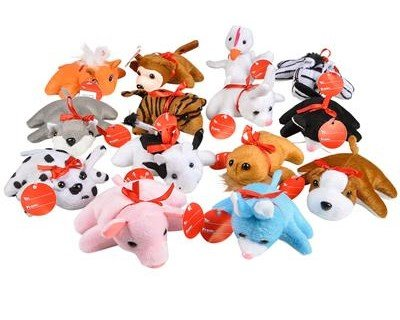 Review Mini Plush Bears And Stuffed Toy Animals Bulk Pack Of 50