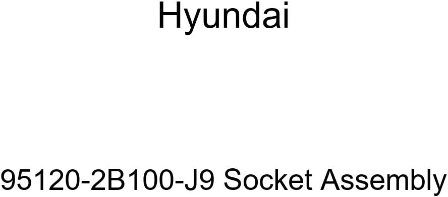 Genuine Hyundai 95120-2B100 Socket Assembly