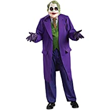 Rubies Costumes Men's Batman Dark Knight The Joker Deluxe Adult Costume
