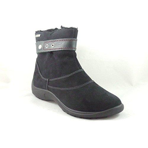 Rohde - Botas para mujer negro negro
