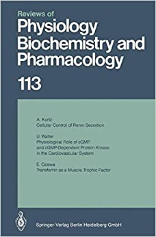 Reviews Of Physiology, Biochemistry And Pharmacology por M. P. Blaustein
