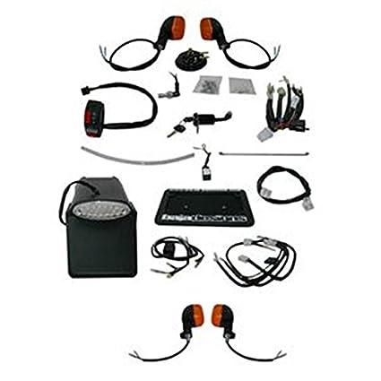 Amazon.com: Baja Designs Dual Sport Light Kit Yamaha WR250F No ... on