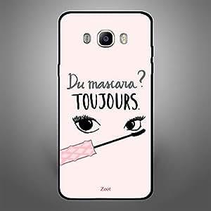 Samsung Galaxy J7 2016 Du Mascara Toujours