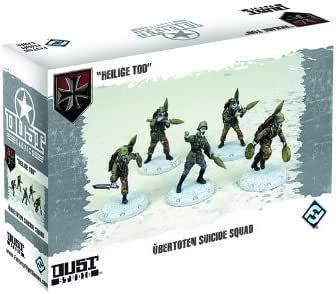 Dust Tactics: Axis Ubertoten Suicide Squad: Amazon.es: Juguetes y juegos