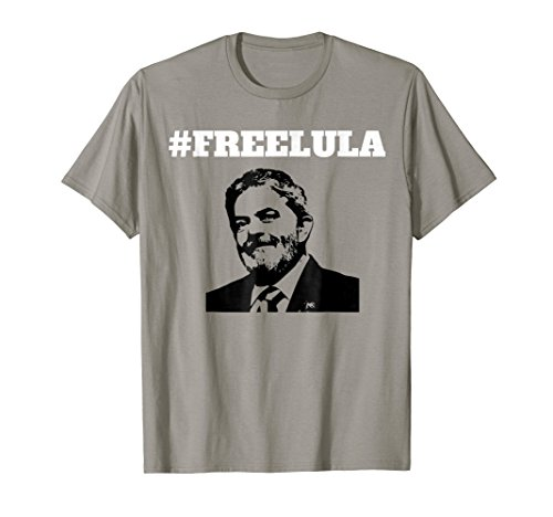 Free Lula Brazil President Resistance TShirt