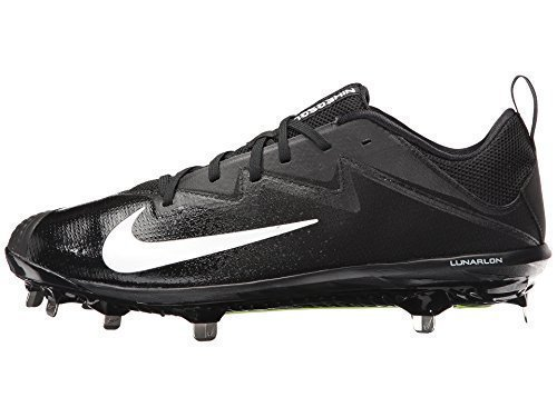 Nike Vapor Ultrafly Pro Black/White/Anthracite Mens Cleated Shoes (Nike Vapor Carbon Fly Td Cleats For Sale)