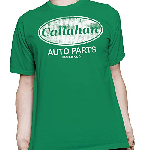 efd7a480f4 ShirtInvaders Callahan Auto Parts - Tommy Boy Distressed Vintage Style T- shirt