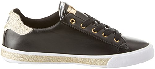 Guess Active Lady Footwear Nero Sneaker Donna W4W7vqwpz