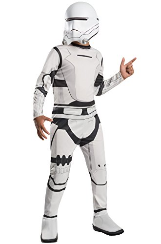 - Star Wars: The Force Awakens Child's Flametrooper Costume, Large