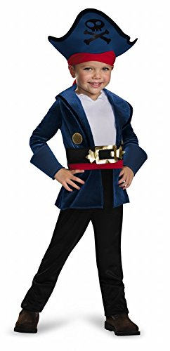 Jake & The Neverland Pirates Toddler Costume
