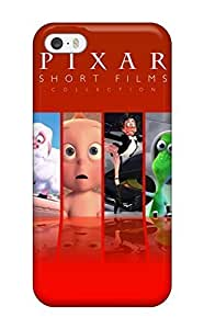 Premium Durable Pixar Short Films Fashion Tpu Iphone 5/5s Protective Case Cover by lolosakes
