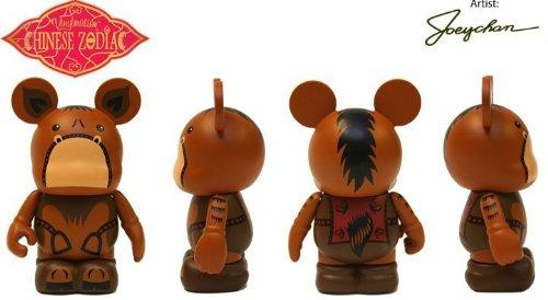 Walt Disney Vinylmation 3'' Figure Chinese Zodiac Horse in clear box CUTE American Verison