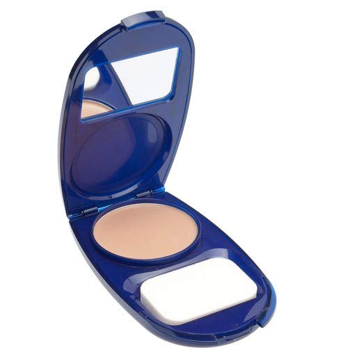 CoverGirl Aquasmooth SPF 20 Compact Foundation, 725 Buff Beige, 0.4 Ounce