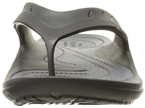 Tongs Crocs Flip Mixte graphite black Sport Adulte Noir Modi wUfqUt