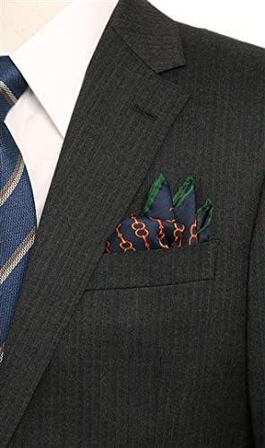ポケットチーフ【シルク】 SAPRS216