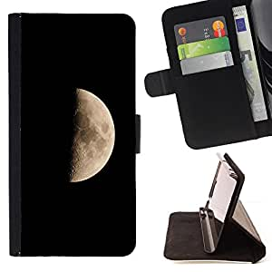 Jordan Colourful Shop - Space Planet Galaxy Stars 43 For Samsung Galaxy Note 4 IV - < Leather Case Absorci????n cubierta de la caja de alto impacto > -