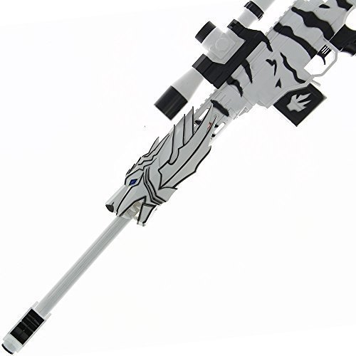 New 2018 Battery Operated Rapid Firing USB Black and White Tiger Camo GEL...